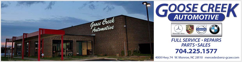 about us goose creek automotive used car dealership in monroe nc. Black Bedroom Furniture Sets. Home Design Ideas
